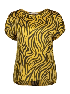 Aaiko T-shirt MERLE ANIMAL VIS 520 HONEY