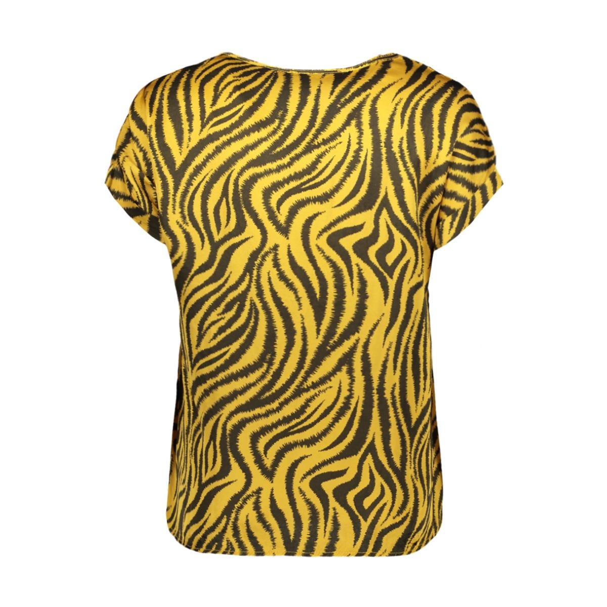merle animal vis 520 aaiko t-shirt honey