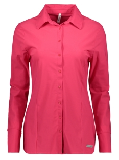 denver 194 travel blouse zoso blouse fuchsia