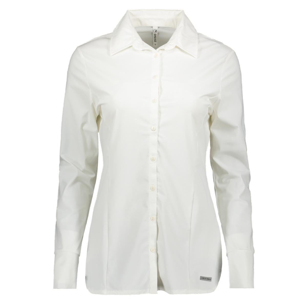 denver 194 travel blouse zoso blouse off white