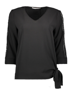 Aaiko T-shirt PES 587 MARDIA TOP BLACK