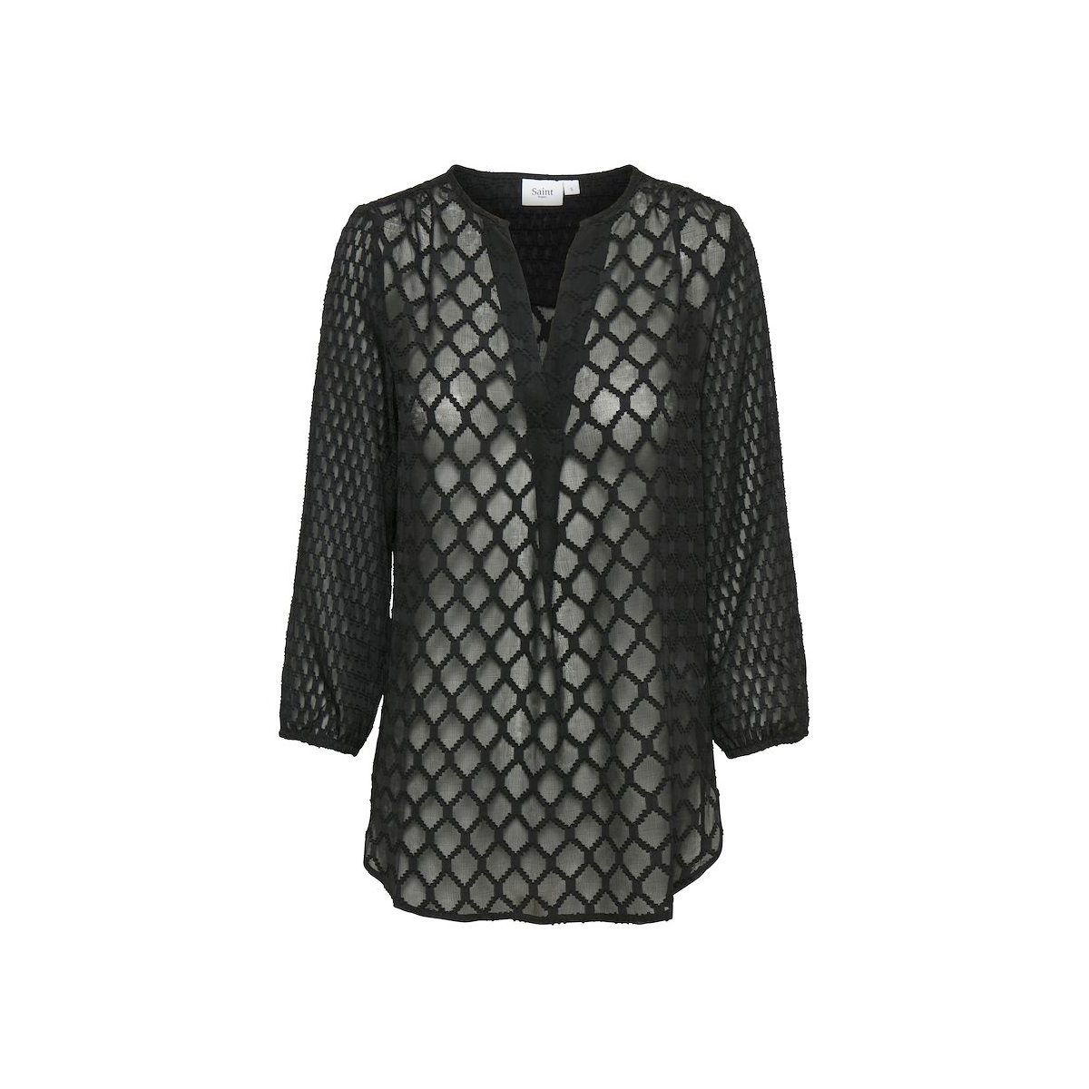 u1046 woven shirt saint tropez t-shirt 0001