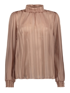 Saint Tropez Blouse BLOUSE MET HIGH NECK U1027 7313