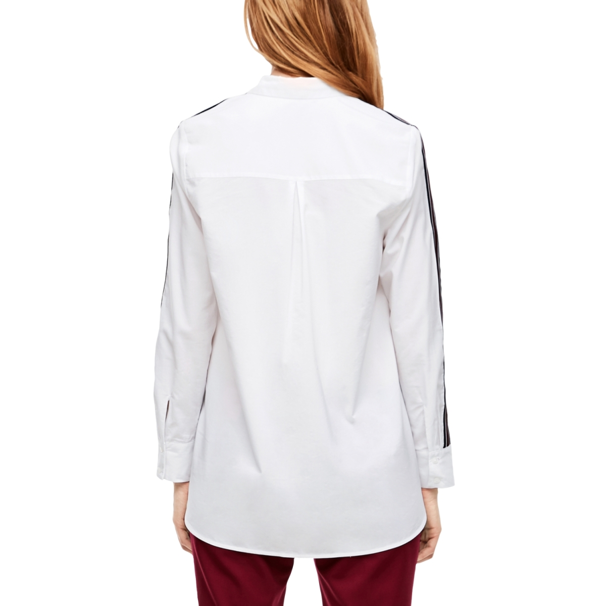 blouse met streep 14909112362 s.oliver blouse 0100
