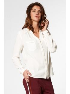 flora blouse w19 67 1150 circle of trust blouse snow white