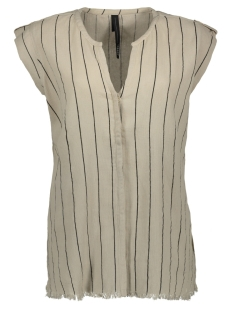 10 Days Blouse SLEEVELESS BLOUSE 20 404 8103 BONE