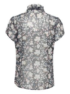 30510234 puka ss ruffle blouse saint tropez blouse 19-3911