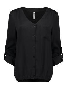 aura crepe blouse 194 zoso blouse 0000 black