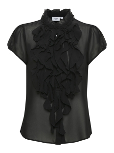 petrasz solid blouse 30510229 saint tropez blouse 193911 black