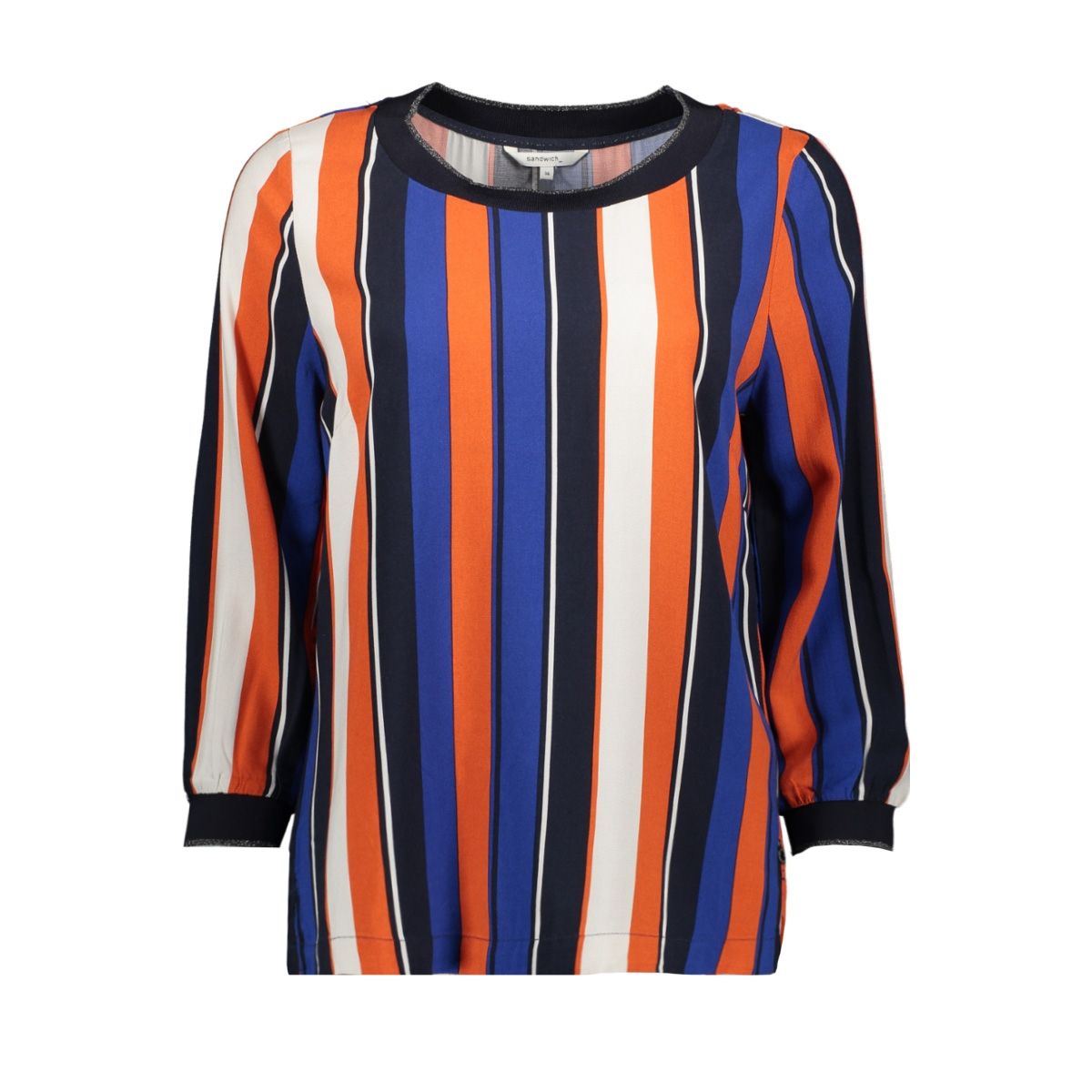 blouse met print 22001814 sandwich blouse 21023