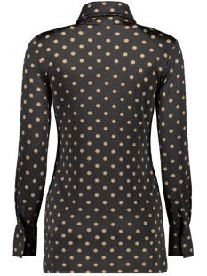 blouse basic dot 3332 iz naiz blouse caramel