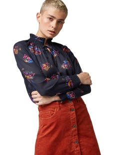 blouse in boho stijl 1014678xx71 tom tailor blouse 20671