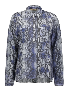 Smith & Soul Blouse SHIRTBLOUSE SNAKE 0919 0909 5698 BLUE SHADES