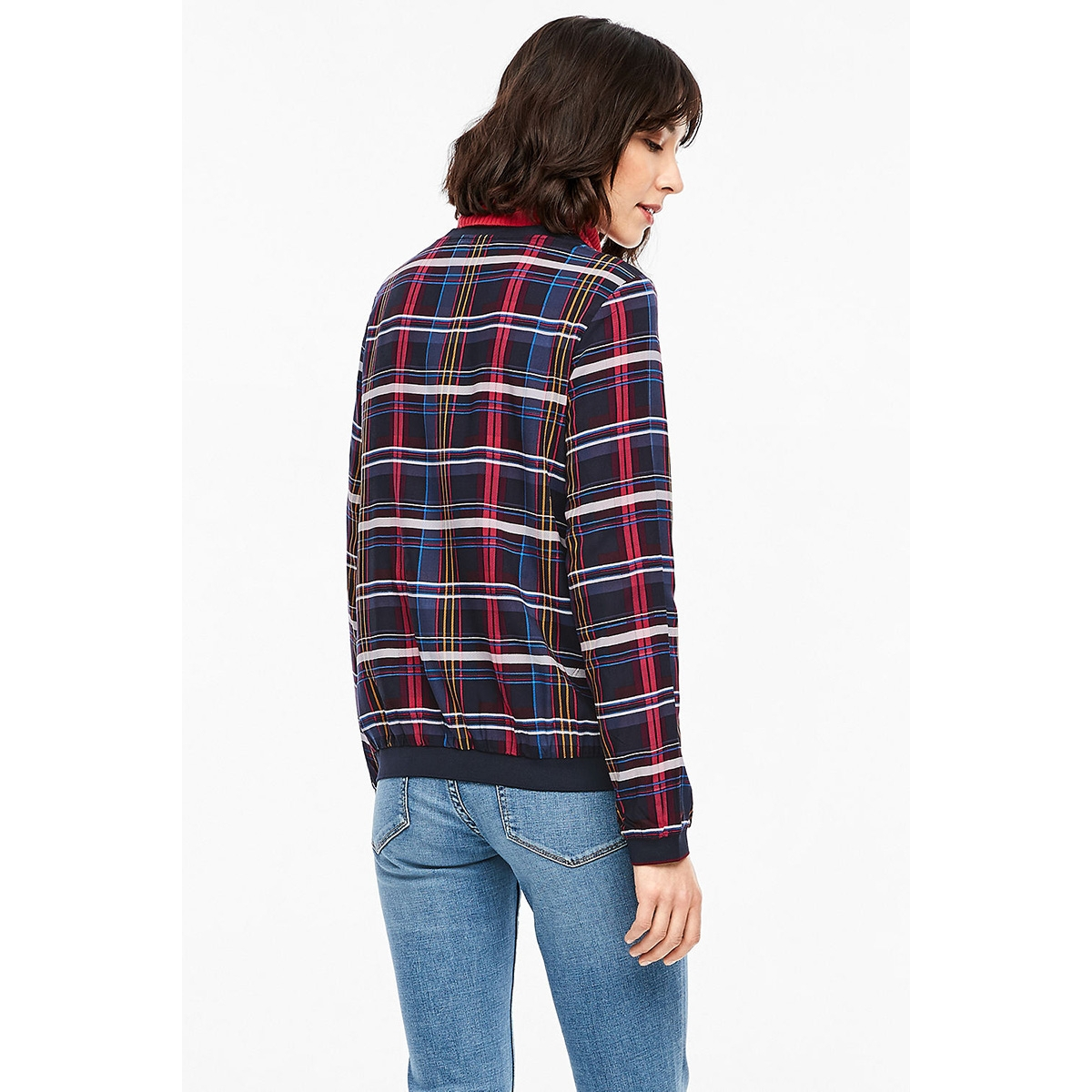 t shirt van viscose mix 04899116073 s.oliver t-shirt 59b3