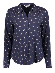 blouse met foil paisley print 22001751 sandwich blouse 40153