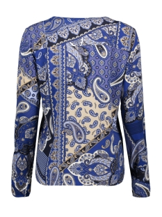 top met paisley print 22001755 sandwich blouse 40153