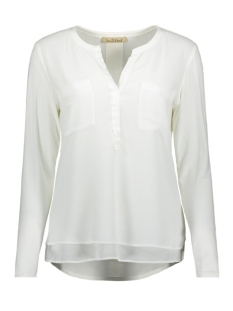 Smith & Soul Blouse CHIFFON BLOUSE 1019 0900 OFF WHITE