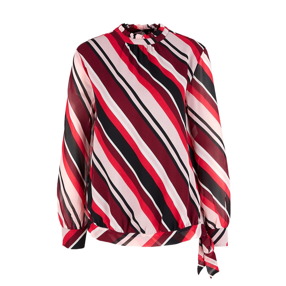 blouse met streeppatroon 14911112734 s.oliver blouse 42g1