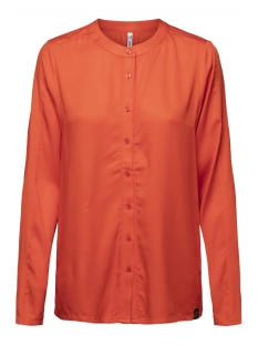 Zoso Blouse EMILY WOVEN BLOUSE 194 ORANGE