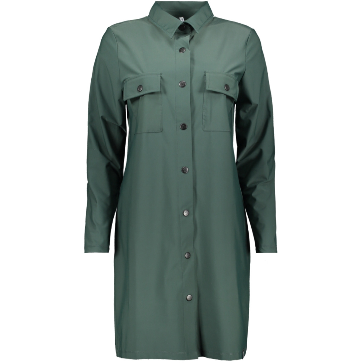 terry winter  long blouse 195 zoso jurk forest