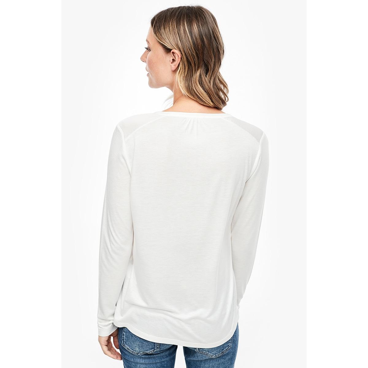 t shirt met sierknopen 14912316813 s.oliver t-shirt 0210