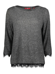 s.Oliver T-shirt T SHIRT MET DRIEKWART MOUW 21911395993 9898