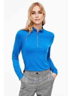 t shirt met ritssluiting 14912316815 s.oliver t-shirt 5525