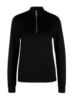 s.Oliver T-shirt T SHIRT MET RITSSLUITING 14912316815 9999