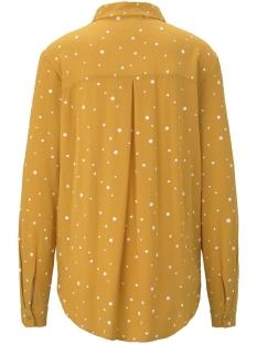 overhemd blouse met patroon 1015036xx71 tom tailor blouse 20411
