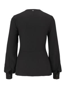 blouse met asymetrische knopen 1016360xx71 tom tailor blouse 14482