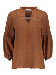 Circle of Trust Blouse NINA BLOUSE S20 48 8030 TOFFEE