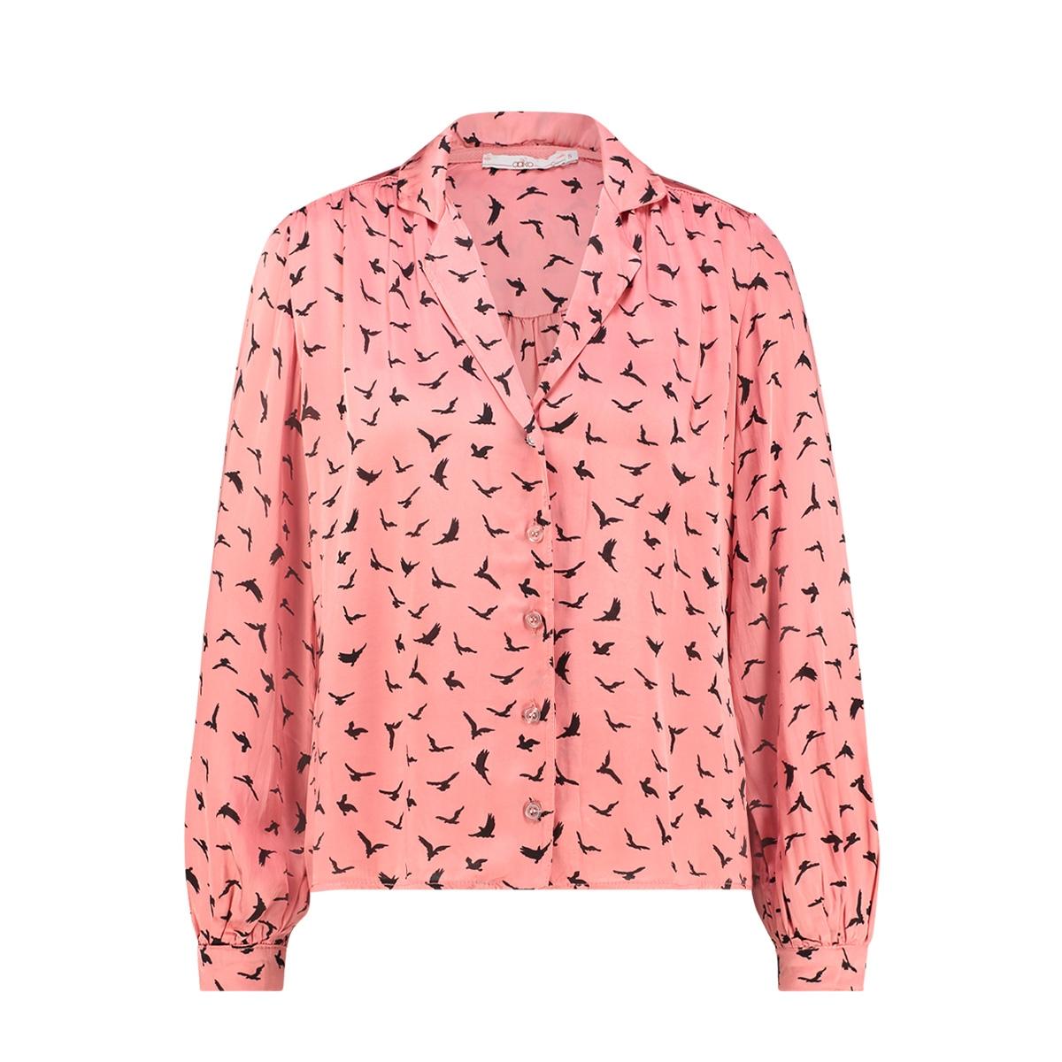 adira bird vis 520 aaiko blouse 161720 begonia