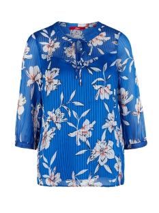blouse met driekwart mouw 14002192881 s.oliver blouse 56a2