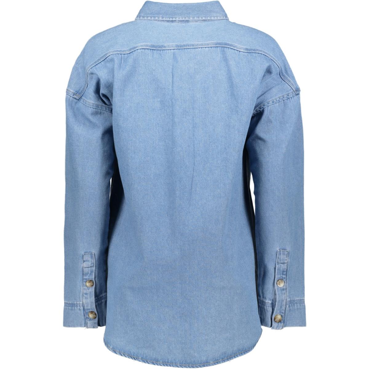 denim blouse 1017388xx71 tom tailor blouse 10119