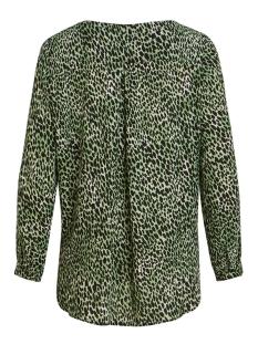 vilucy l/s shirt - fav lux 14049450 vila blouse loden frost/carlia