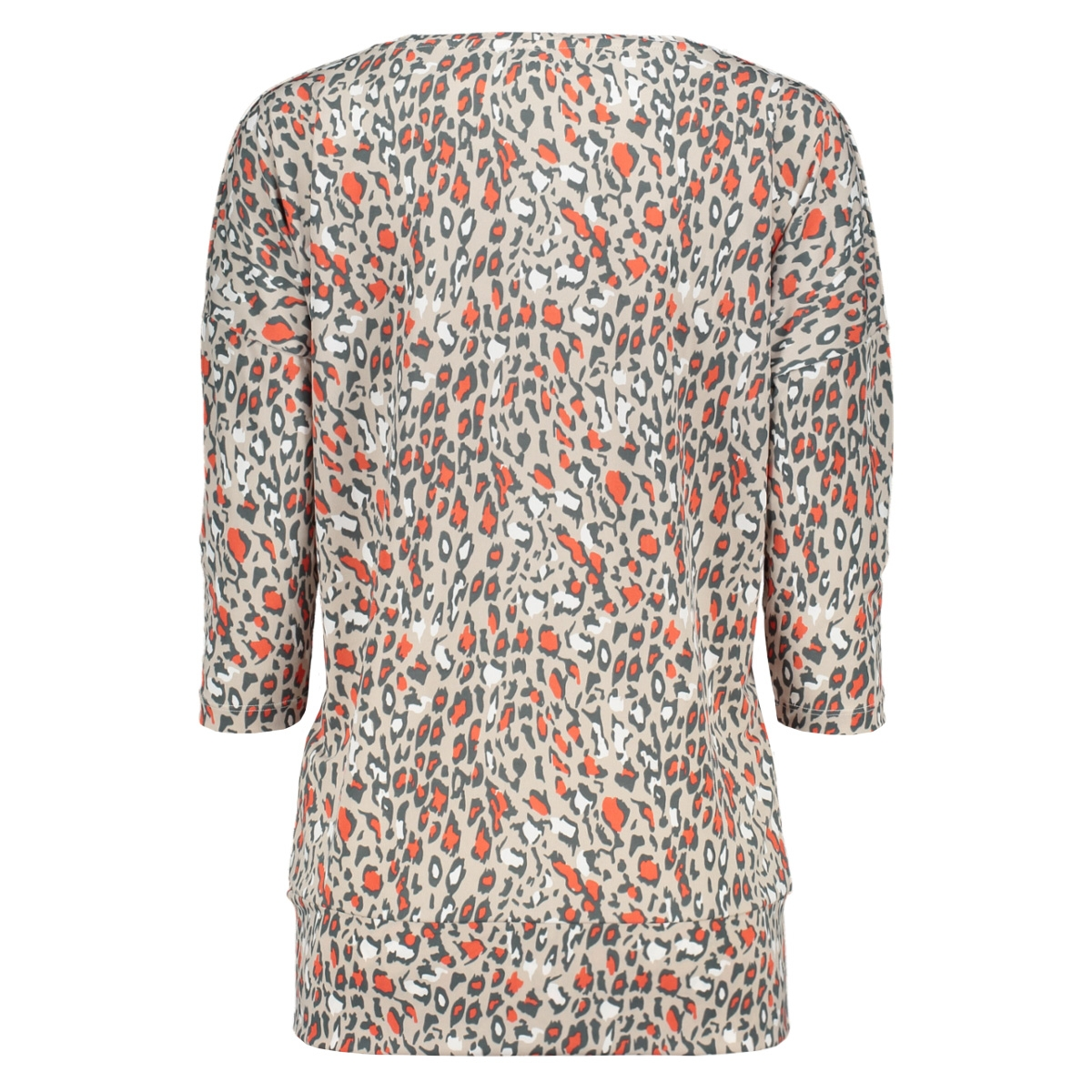 unity splendour blouse 201 zoso t-shirt 0007/0072 sand/desert red