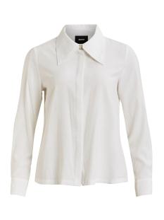 objrochelle l/s shirt 107 23031633 object blouse gardenia