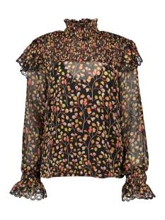 lauren ls blouse ss20x607 harper & yve blouse red flower