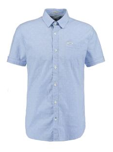 Garcia Overhemd OVERHEMD MET KORTE MOUWEN O01035 185 LIGHT BLUE