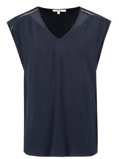 Garcia T-shirt BLOUSETOP MET V HALS O00033 292 DARK MOON