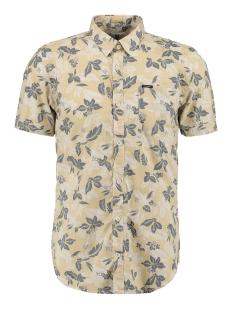 Garcia Overhemd OVERHEMD MET BOTANISCHE PRINT O01037 3073 YELLOW ROCK