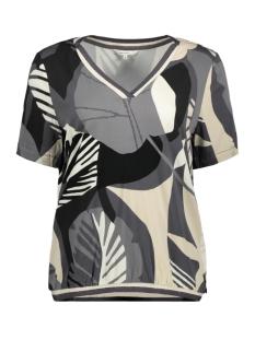 t shirt met organische print 22001797 sandwich t-shirt 80025