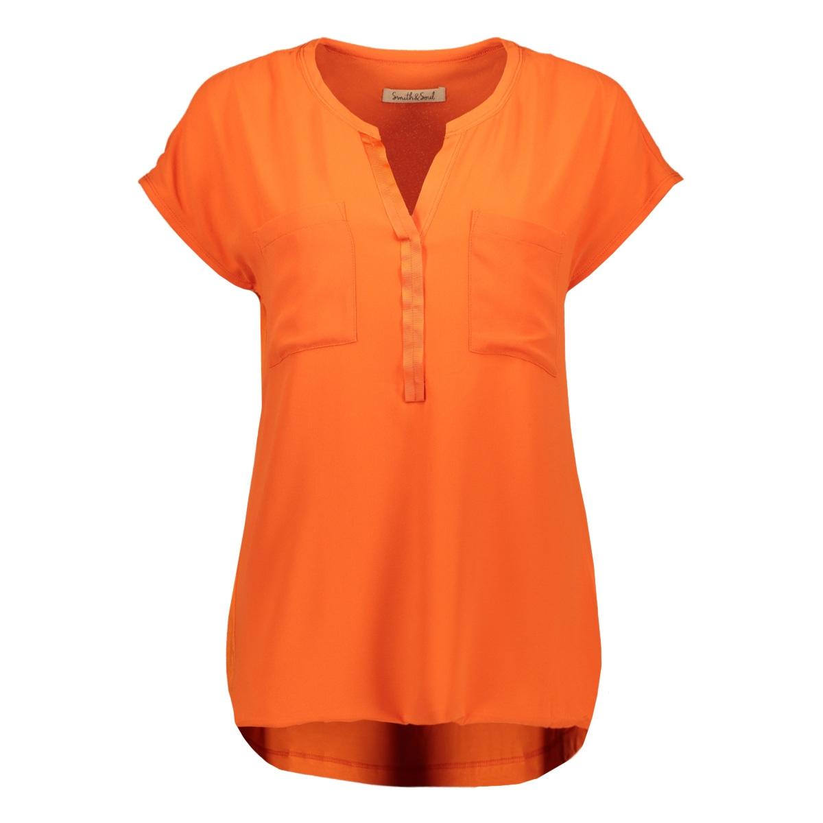 mix match blouse 1 2 0320 0348 smith & soul blouse 325 flame orange