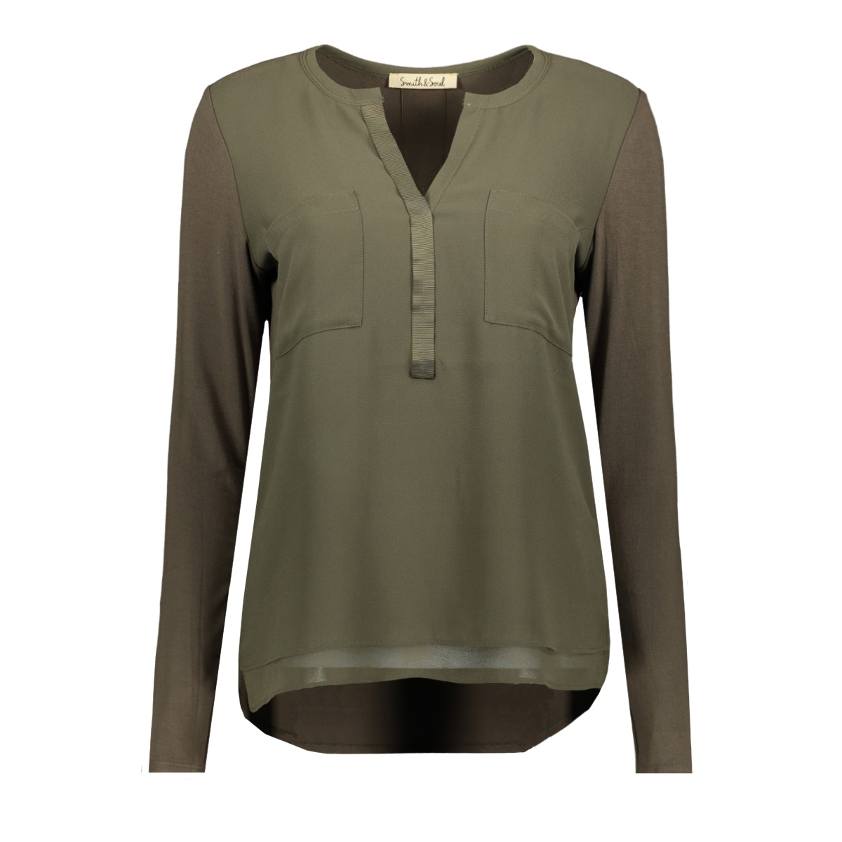blouse 0320 0900 smith & soul blouse 708 forest