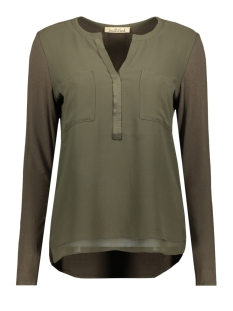Smith & Soul Blouse BLOUSE 0320 0900 708 FOREST