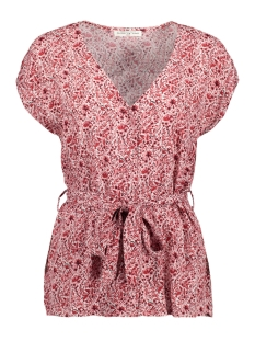 Circle of Trust Blouse SILKE BLOUSE S20 67 RED TREE