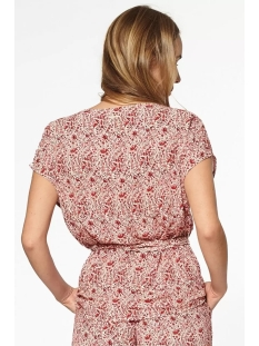 silke blouse s20 67 circle of trust blouse red tree