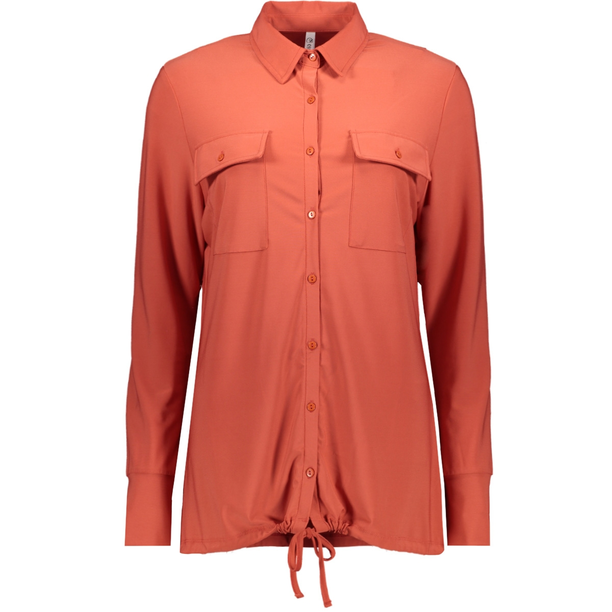 amelie spelndour blouse 201 zoso blouse 0072 desert red