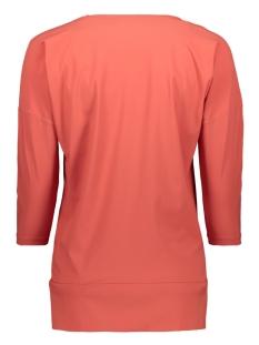darly travel blouse 201 zoso t-shirt 0072 desert red