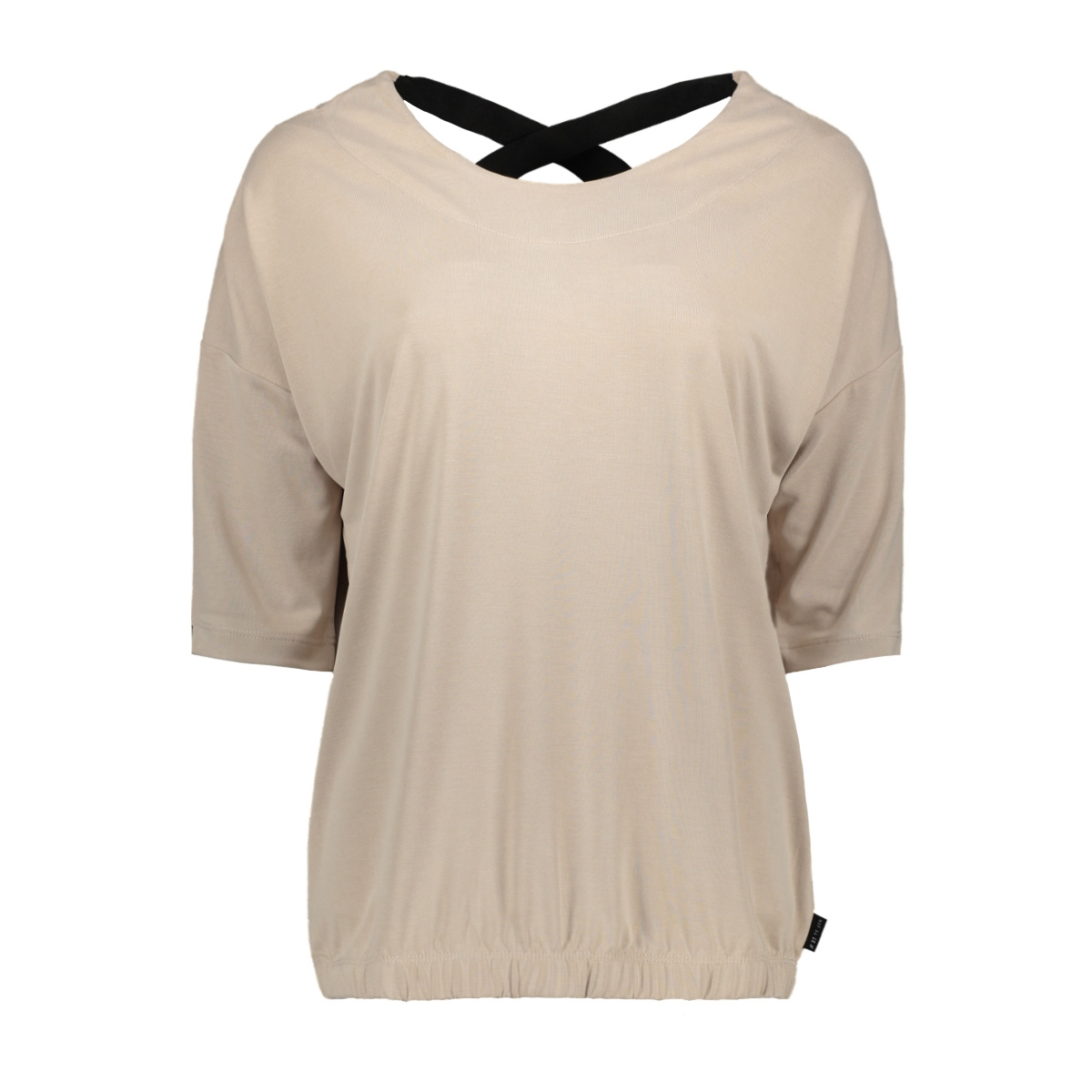 hero cupro look blouse 201 zoso t-shirt 0007 sand